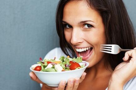 Чтобы сбросить вес, надо есть 9 раз в день