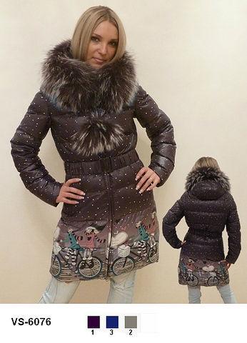 Модные тенденции пуховиков