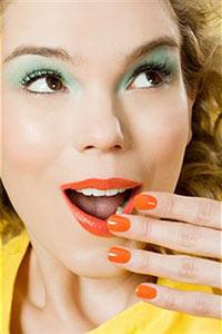 Цвет лака для ногтей: скрытые черты личности