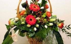 Как составить красивый цветочный букет