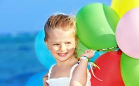 Как организовать праздник дома для малыша?