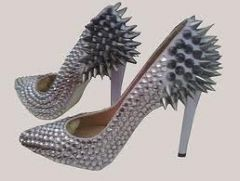 Высокий каблук: красота требует жертв