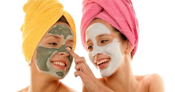 Натуральные маски для лица из авокадо и алоэ