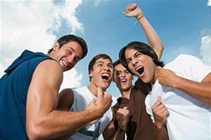 Мужская дружба или как бороться с друзьями мужа