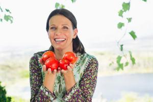 Арбуз и помидор – простой способ сохранить вечную молодость