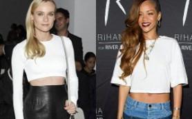 Новая модная тенденция не оставляет простора для воображения