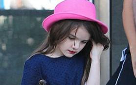 Семилетняя дочь Тома Круза запустила собственную линию модной одежды