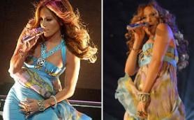 Составлен список поп-звезд, устраивающих турне, будучи беременными