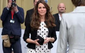 Принц Уильям будет присутствовать на родах Кейт Миддлтон