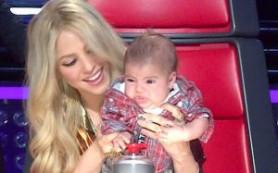 Шакира будет кормить ребенка грудью до 18 лет