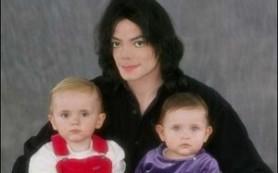 У детей Майкла Джексона разные биологические отцы