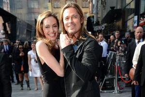 Анджелина Джоли не потерпит на своей свадьбе звездных пьяниц
