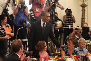 Барак Обама поделился своими кулинарными пристрастиями