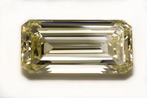 55-ти каратный бриллиант будет выставлен в Нью-Йоркском музее