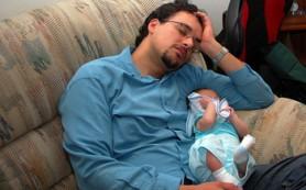 Рождение ребенка вредит мужской потенции