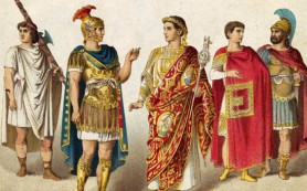 Нанотехнологии изобрели древние римляне