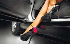 Шлепанцы опаснее для езды на авто, чем каблуки