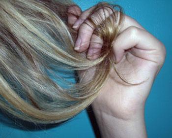 По волосам можно определить психическое здоровье человека