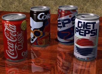 Газированные напитки заставляют переедать