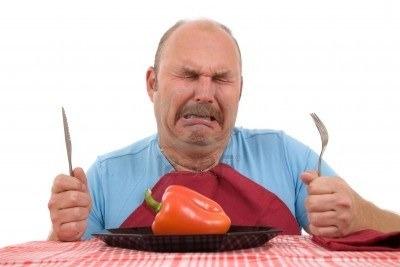 Безуглеводная диета продлевает мужчинам жизнь