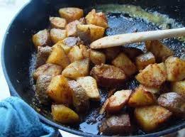 В депрессии виновата жареная картошка
