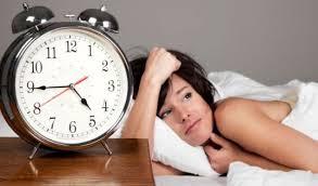 Красота лица увядает от недостатка сна