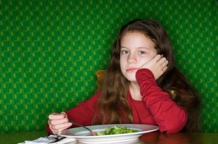 Теперь известно, почему детям не нравится вкус зелени