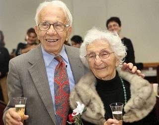 В браке восемьдесят лет, и это не предел!