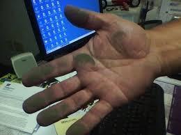 Офисная и домашняя пыль особенно опасны