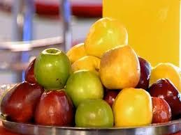 Употребление яблок снижает уровень холестерина