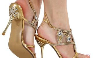 Маленькие ножки у женщин скоро станут редкостью