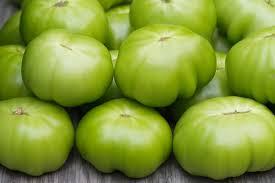 Зеленые томаты способствуют росту мышц