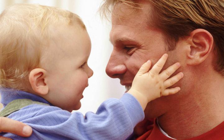 Молодые отцы тоже имеют депрессию