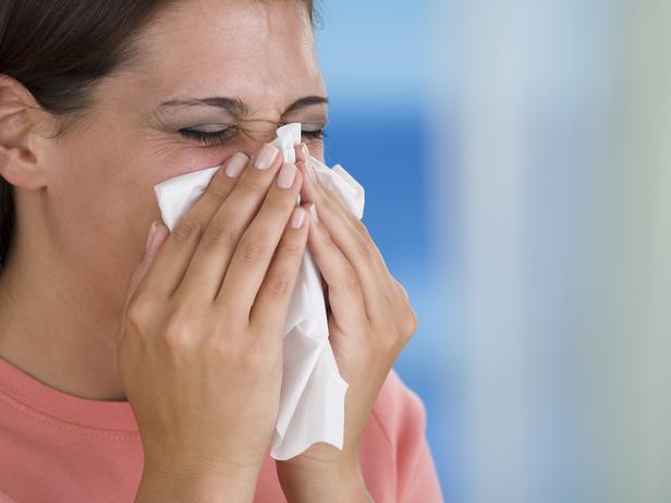 Стресс ухудшает аллергию