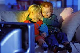Телепрограммы плохо влияют на детей