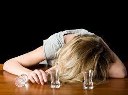 Реклама алкоголя вредна для несовершеннолетних