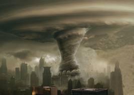Число аномальных катаклизмов и стихийных бедствий вырастет