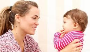 Развитие речи ребенка зависит от внимания родителей