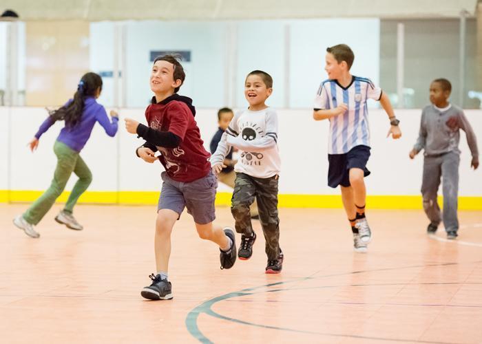 Час физкультуры после школы улучшает интеллект детей