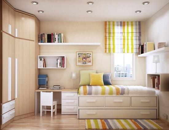 Материалы, из которых должна быть сделана мебель в детской комнате