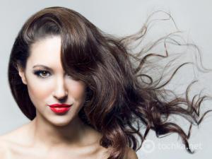 Как придать волосам более темный оттенок?