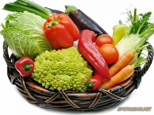Осенние диеты — питаемся вкусно и правильно