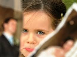 Как дети создают конфликты между родителями