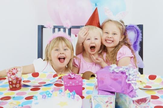 Проведение праздника для детей
