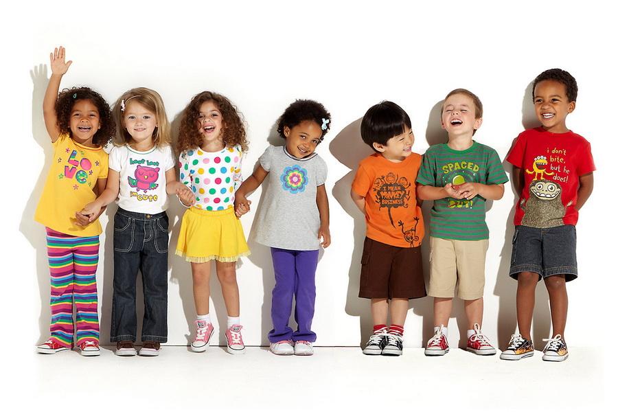Одежда для малыша: удобство, комфорт, натуральные ткани