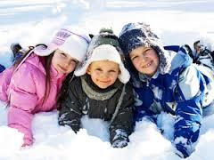 Как организовать зимний отдых с детьми