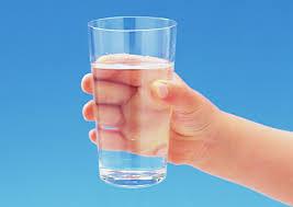 Вода помогает человеку быстрее принимать решения