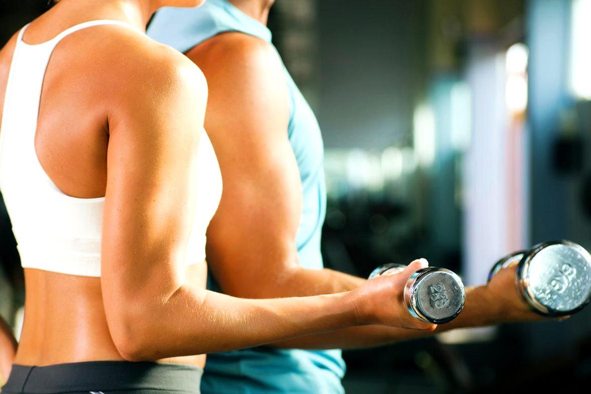 Похудение женщин более медленное, чем у мужчин
