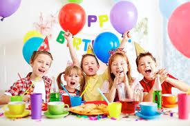 Организовываем детский праздник