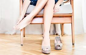Обувь на каблуке и здоровье